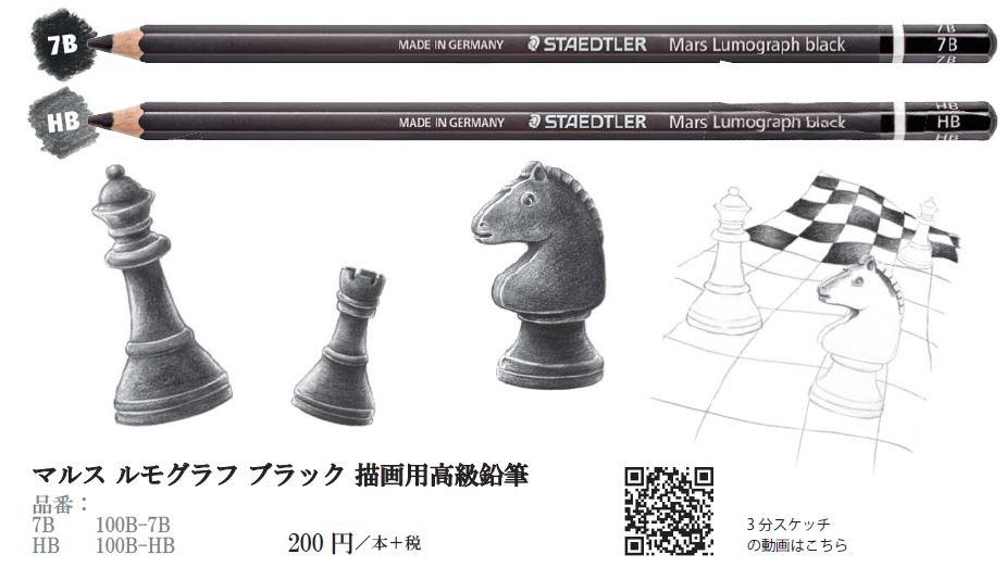 【新製品】マルス ルモグラフシリーズ ラインナップ拡充